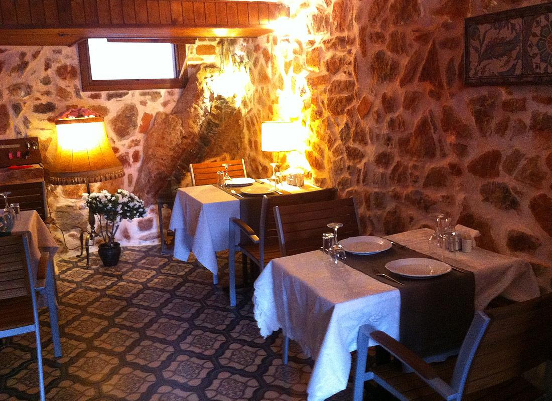 Restaurant Lemon Villa Alanya